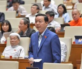 Bộ trưởng Trần Hồng Hà: Lũ miền Trung không phải do thuỷ điện