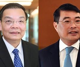 Quốc hội miễn nhiệm ông Chu Ngọc Anh và ông Lê Minh Hưng