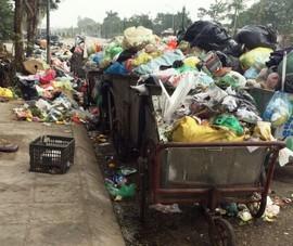 Chủ tịch Hà Nội yêu cầu thanh tra nhà thầu thu gom rác