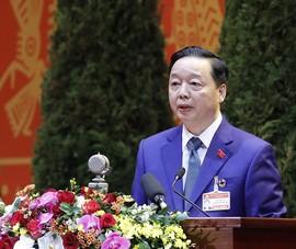 Bộ trưởng TN&MT đề xuất 5 giải pháp xây dựng kinh tế tuần hoàn