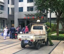 Người Hàn Quốc chết ở chung cư âm tính với SARS-CoV-2