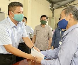 Hà Nội hỗ trợ gia đình mất 4 người trong vụ cháy sáng nay