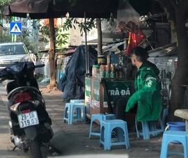 Hà Nội tạm dừng các quán ăn đường phố, trà đá, cafe vỉa hè