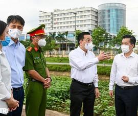 Hà Nội thay 'tư lệnh' phòng chống dịch COVID-19