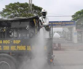 Rà soát hơn 2.600 trường hợp đến BV Nhiệt đới TƯ