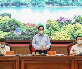 Thủ tướng giao 6 nhiệm vụ cho Hà Nội, trong đó bảo vệ dân là số 1