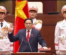 Thủ tướng Phạm Minh Chính: Mục tiêu cấp bách đẩy lùi đại dịch, bảo vệ nhân dân