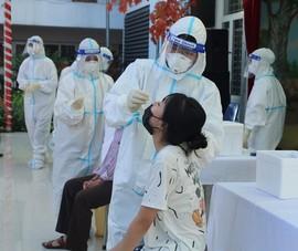 Từ 6 đến 12-9, Hà Nội xét nghiệm cho 100% người dân