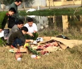 Công an thông tin xác chết không nguyên vẹn tại Hà Nội