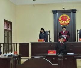 VKS không phát biểu nội dung vì cho rằng tòa thụ lý sai