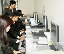 Năm 2019, Bộ Công an chi hơn 41 tỉ đồng để mua máy tính