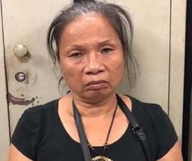 Nữ 'đạo chích' 56 tuổi có tới 23 tiền án, tiền sự
