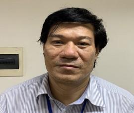 Bộ Công an bắt giám đốc CDC Hà Nội Nguyễn Nhật Cảm