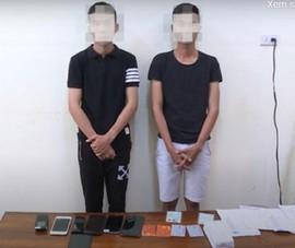 Nam sinh lớp 12 cầm đầu nhóm lừa đảo 10 tỉ đồng qua mạng