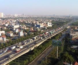 Cục CSGT đề xuất giảm tốc độ trên cây cầu lớn nhất Hà Nội