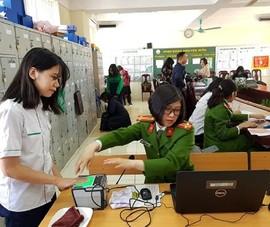 Quy trình lấy vân tay khi làm hộ chiếu gắn chíp điện tử