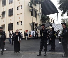 Bộ Công an hướng dẫn xử lý tình huống khủng bố tại phiên tòa