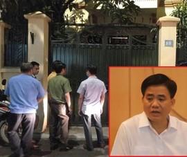 Công an thu giữ gì khi khám nhà ông Nguyễn Đức Chung?