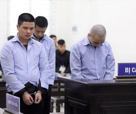 Xử tử hình 3 người Trung Quốc sát hại tài xế taxi