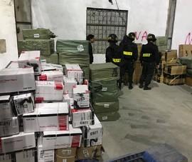 Bộ Công an phá đường dây buôn lậu cực lớn ở Quảng Ninh