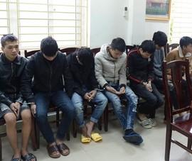 16 trinh sát Hà Nội vào Quảng Trị bắt nhóm hacker trẻ