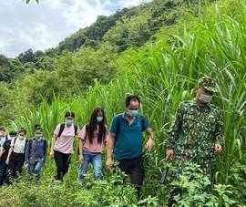 106 người nhập cảnh trái phép từ Trung Quốc vào Việt Nam