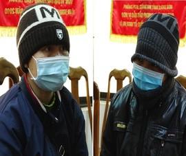 Cảnh sát cứu 2 bé trai 1 tuổi suýt bị bán sang Trung Quốc
