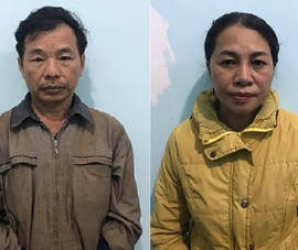3 tháng mật phục bắt đôi vợ chồng trốn truy nã 20 năm
