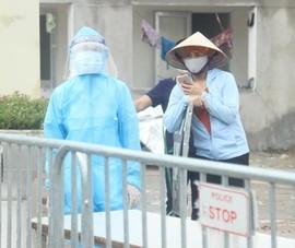 Quảng Ninh: 1 tiểu thương nghi nhiễm, phong tỏa khu phố và chợ
