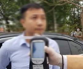 Tài xế ô tô 'dính' cồn vì… tưởng nghỉ Tết CSGT không làm việc
