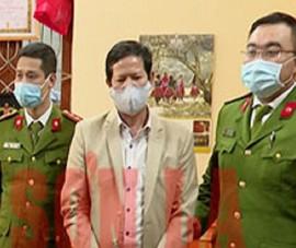 Bắt giam cựu phó giám đốc Sở Y tế tỉnh Sơn La