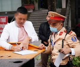 Cục trưởng CSGT: Giảm tối đa cán bộ ra đường làm nhiệm vụ