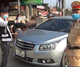 Không chịu đo nồng độ cồn, tài xế ô tô bị phạt 35 triệu đồng