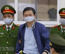 Trịnh Xuân Thanh: 'Chung thân rồi, 10 năm nữa cũng không sao'