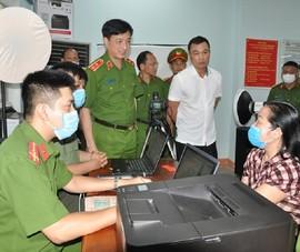 Đà Nẵng, Quảng Nam tăng tốc cấp CCCD gắn chip cho dân