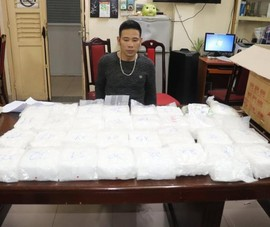 Bắt 'bà trùm' ma túy lớn nhất Hà Nội từ đầu năm đến nay