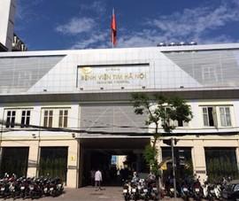 Cơ quan điều tra Bộ Công an làm việc với bệnh viện Tim Hà Nội