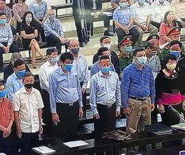 19 bị cáo đại án gang thép Thái Nguyên nói lời sau cùng