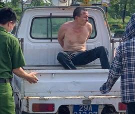 Trốn truy nã tội giết người, tiếp tục đâm tài xế taxi để cướp