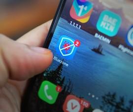 Đề nghị xử phạt nếu smartphone không cài Bluezone