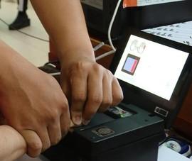 Khuyết tật bàn tay thì có làm được CCCD gắn chip?