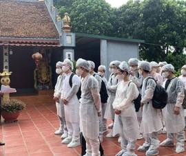 1 hộ dân cho 20 người Trung Quốc nhập cảnh 'chui' lưu trú tại nhà