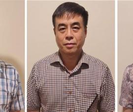 Bộ Công an bắt giam 1 đội trưởng quản lý thị trường tại Hà Nội