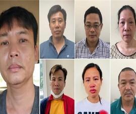 Nóng: Bộ Công an bắt giam tổng giám đốc công ty cây xanh Hà Nội