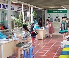 Hơn 1.000 thai phụ tại Hà Nội được tiêm phòng COVID-19 bằng vaccine Pfizer