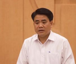 Cựu chủ tịch Hà Nội Nguyễn Đức Chung bị truy tố vì ưu ái cho Nhật Cường