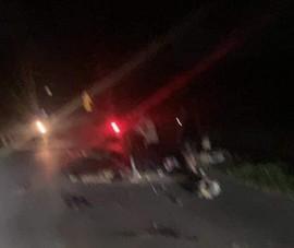 Tai nạn nghiêm trọng đêm trung thu, 5 người thiệt mạng
