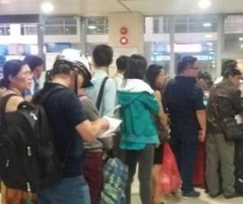 'Sự cố tin tặc' sân bay: Tin tặc gửi mail báo trước 1 ngày