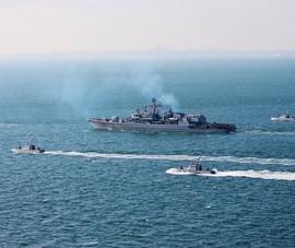 Mỹ, Ukraine và 30 nước khác tập trận ở Biển Đen, Nga phản đối