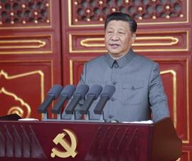 Ông Tập: Nước nào 'bắt nạt' TQ sẽ vấp phải 'trường thành sắt thép' 1,4 tỉ dân
